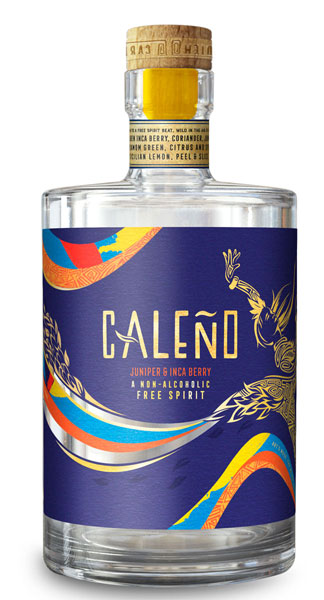 Caleno Non Alcoholic Gin Review Sundried