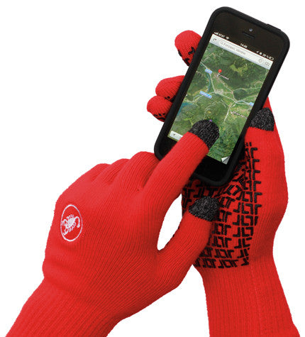 Castelli Prima Gloves Review Cycling Phone Technology