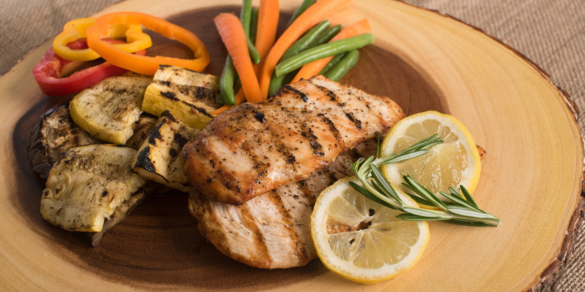 grilled chicken lean protein muscle building foods