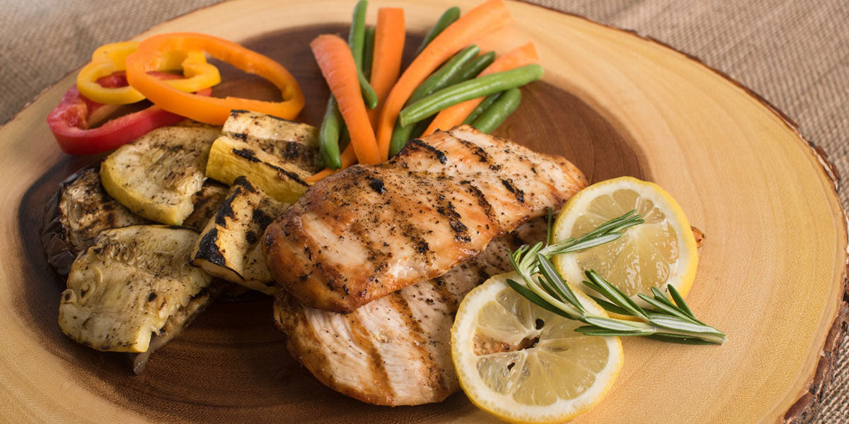 chicken lean protein healthy macros