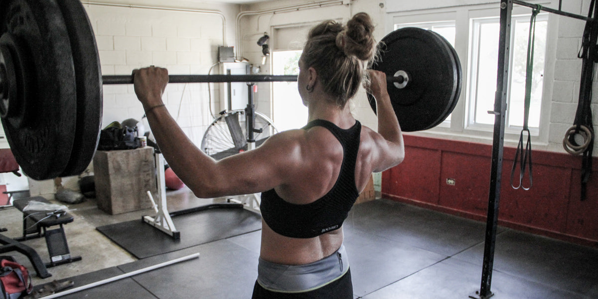 CrossFit clean and jerk goals smart fitness weightloss