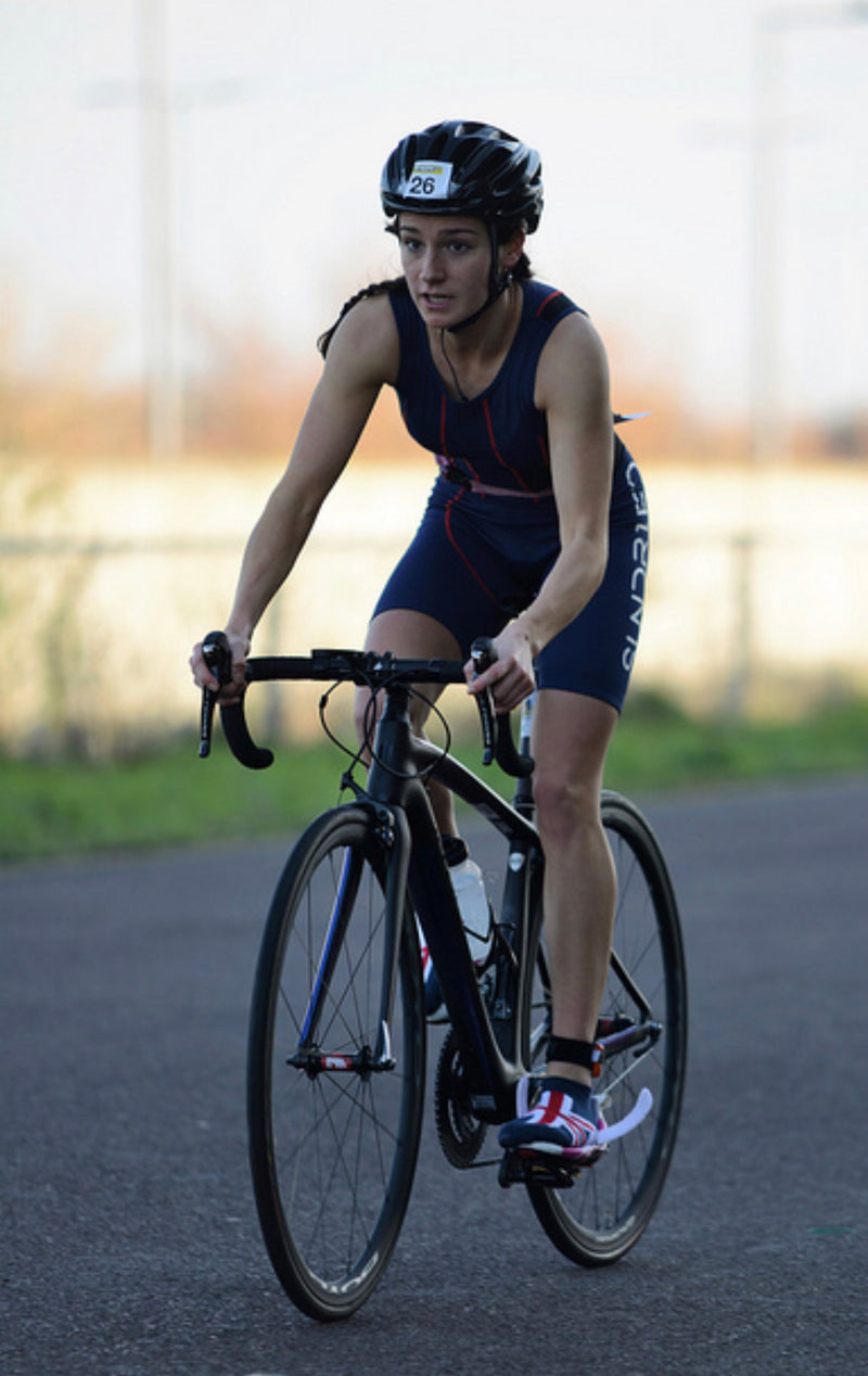 bike cycling duathlon Lee Valley Velo park