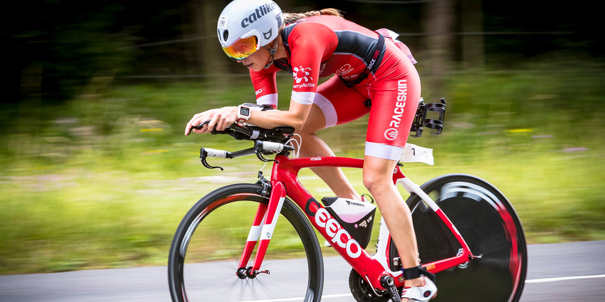 cycling triathlon Ironman racing