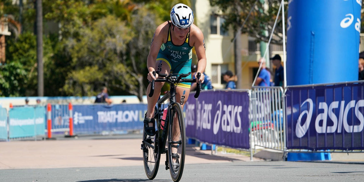 cycling triathlon Australia world championships