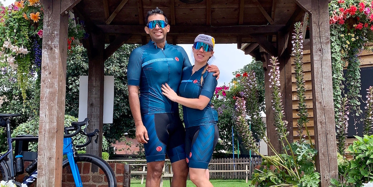 cycling cyclists Sundried activewear