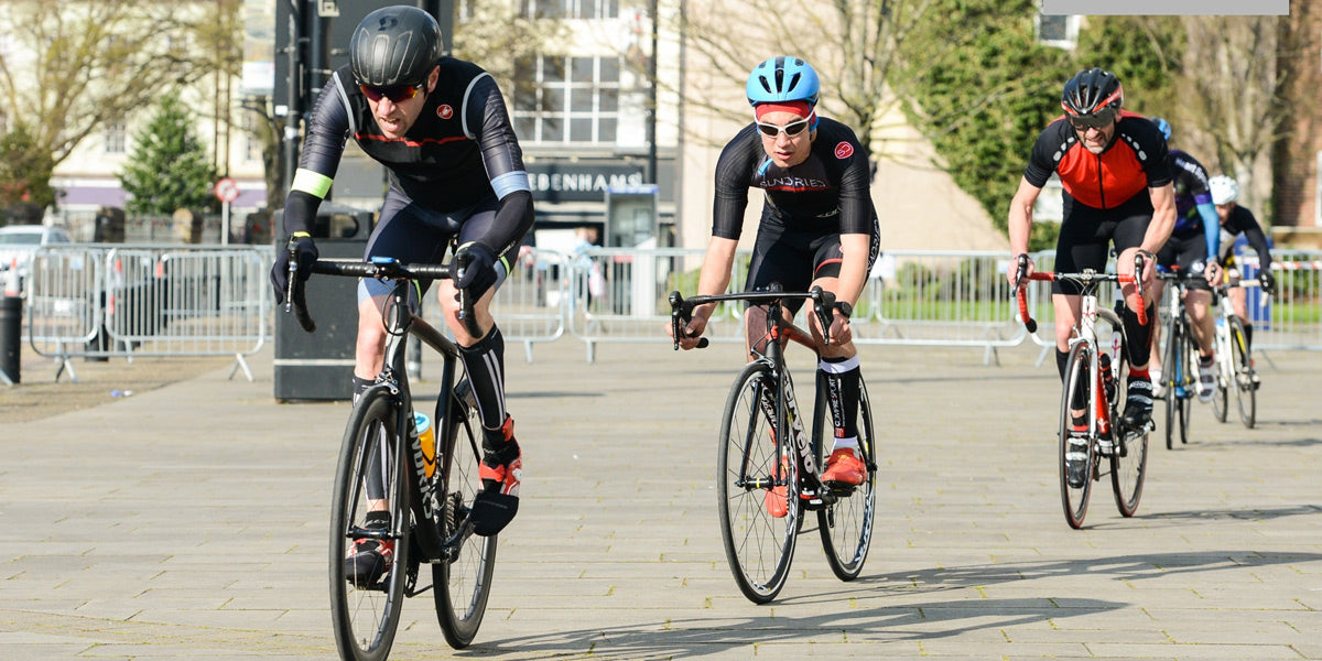 Sundried race report duathlon Stockton