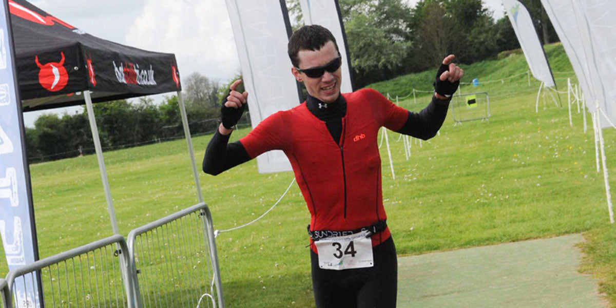 duathlon race triathlete Sundried ambassador
