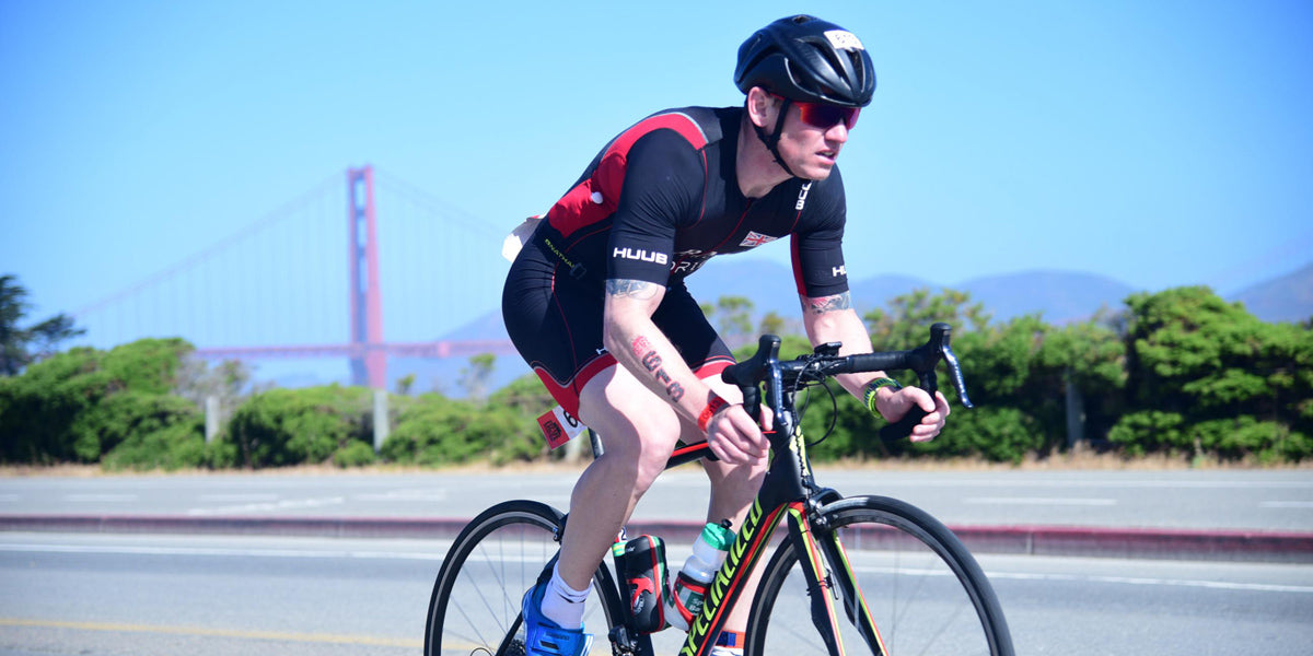 escape from alcatraz triathlon bike cycling