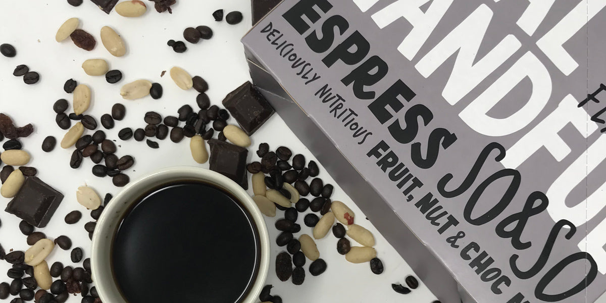 Espresso So & So Real Handful Healthy Snack Product Review Sundried