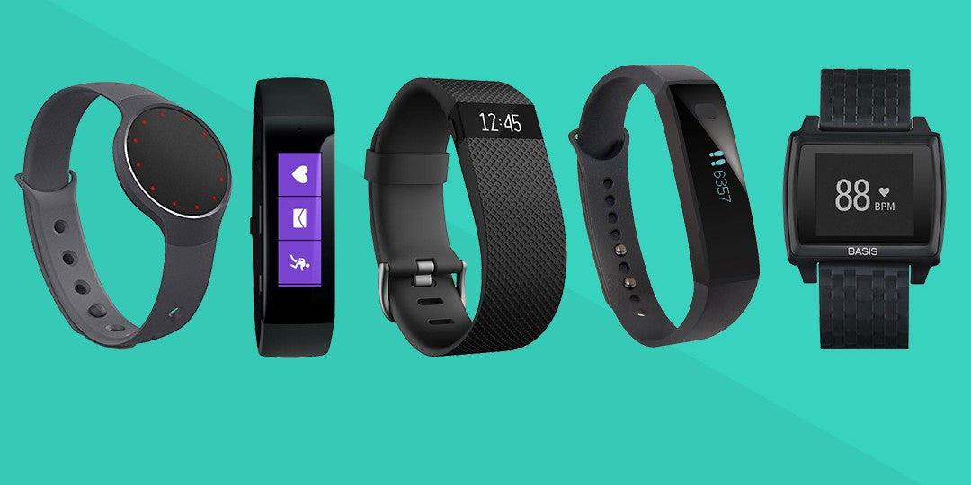 Fitness Trackers Smart Watches Wearables