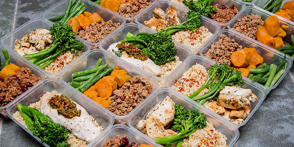 food prep bodybuilder diet