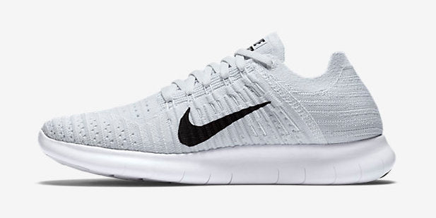 new product 05492 45334 Nike Free RN Flyknit Women s Running Shoe Review
