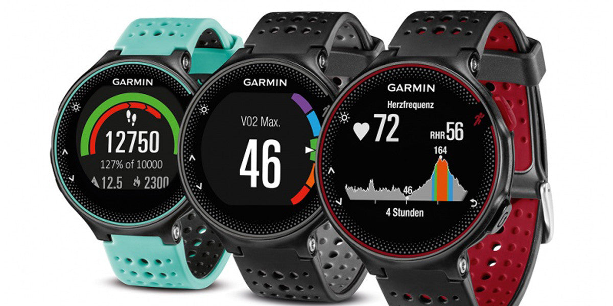 Garmin Forerunner 235 Running Watch Heart Rate Monitor Review Sundried