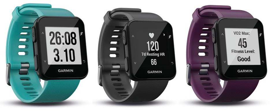 Garmin Forerunner 30 Running Watch