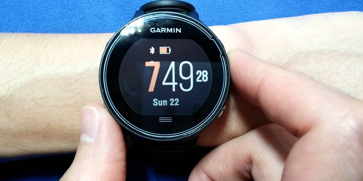 Garmin Forerunner 630 review running watch