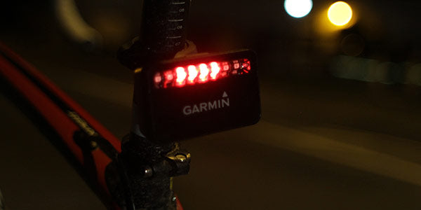 Bike Light flashing with no car behind