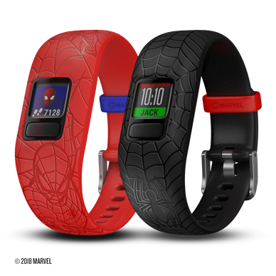 Garmin Vivofit Junior 2 Marvel Spiderman