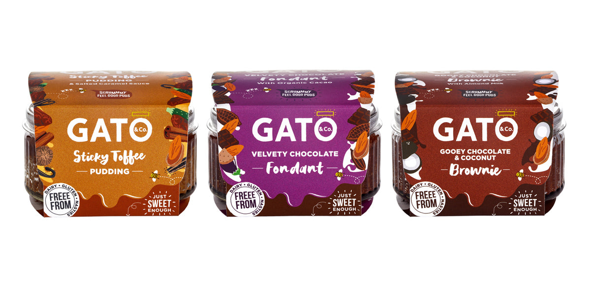 GATO & Co healthy dessert review Sundried