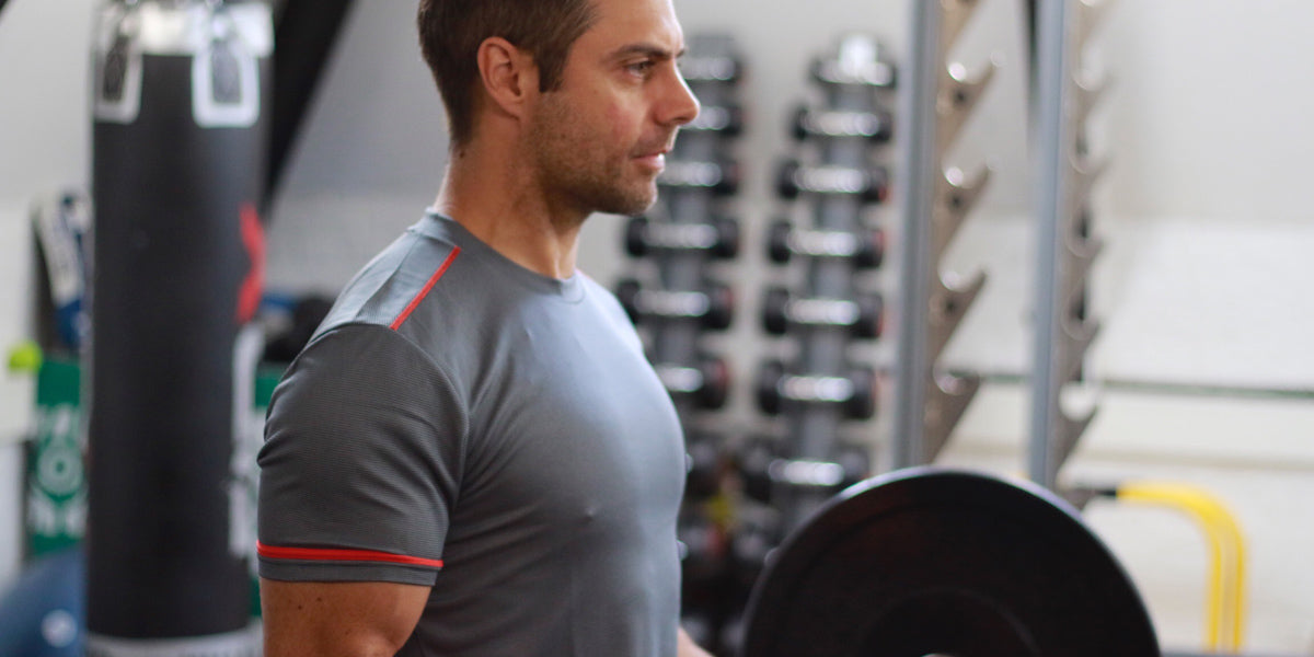 gym tops for men