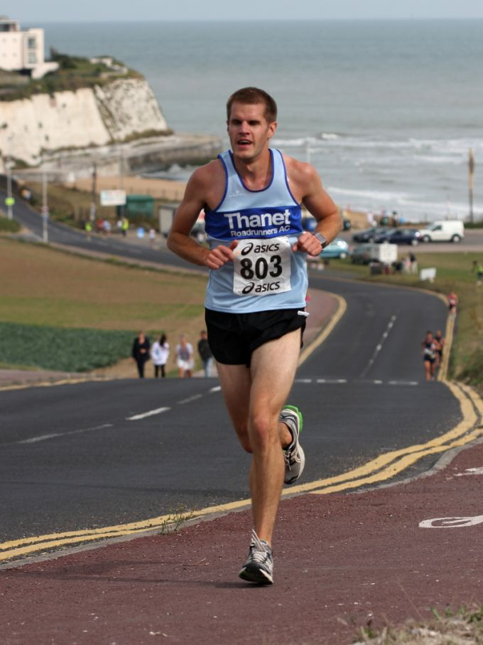 Margate Kent County Solicitors Half Marathon Road Race