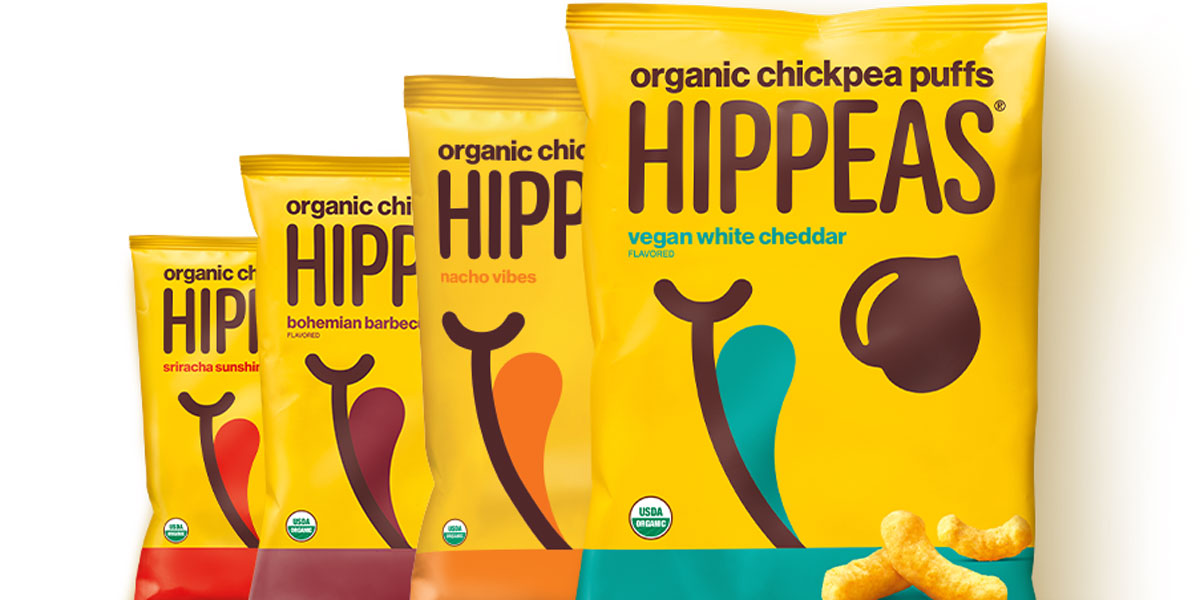 Hippeas baked healthy chickpea puffs review Sundried