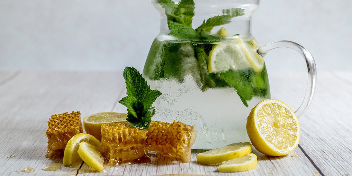 fat burning lemon water weight loss diet detox