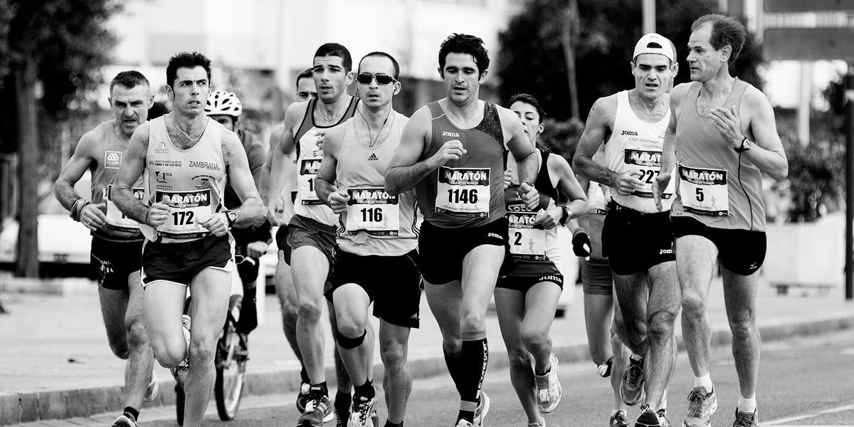 how to handle pre race stress nerves racing running