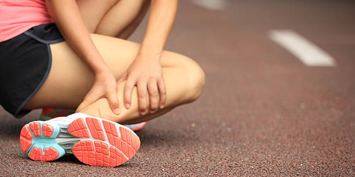 How To Stay Fit When Injured Ankle Pain