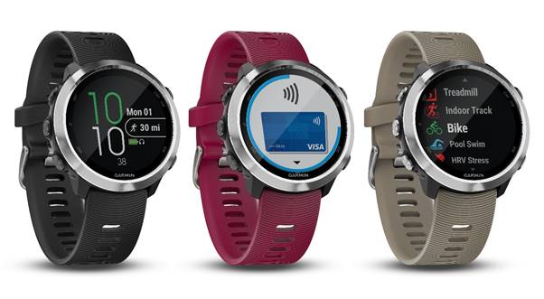 Garmin Pay Smart Watch Sports Watch