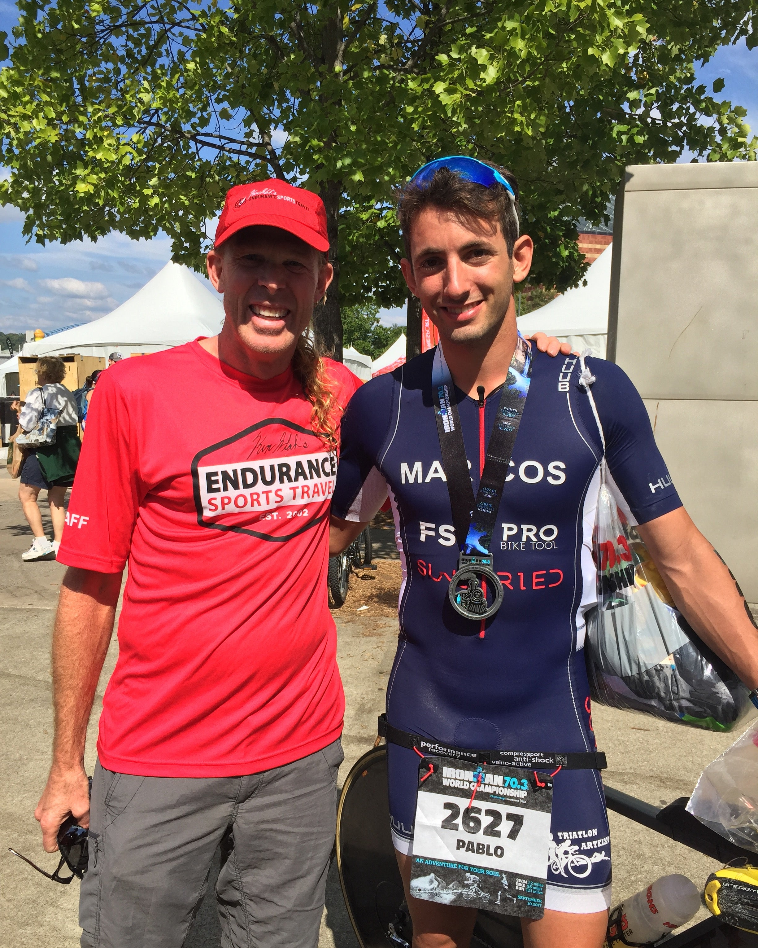 Ken Gah Triathlon Legend Icon Racing Ironman World Championship