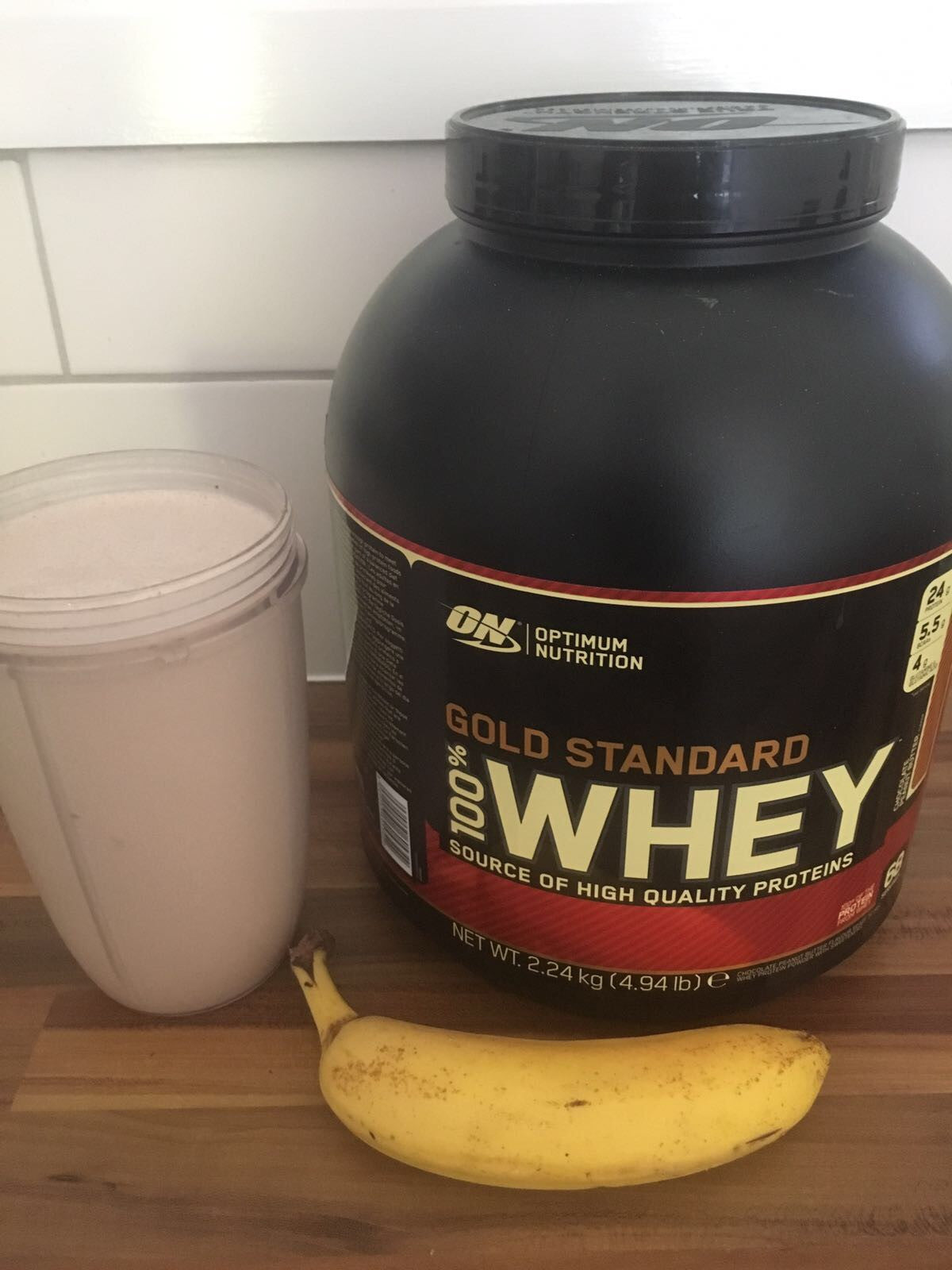Gold Standard Whey Protein Optimum Nutrition