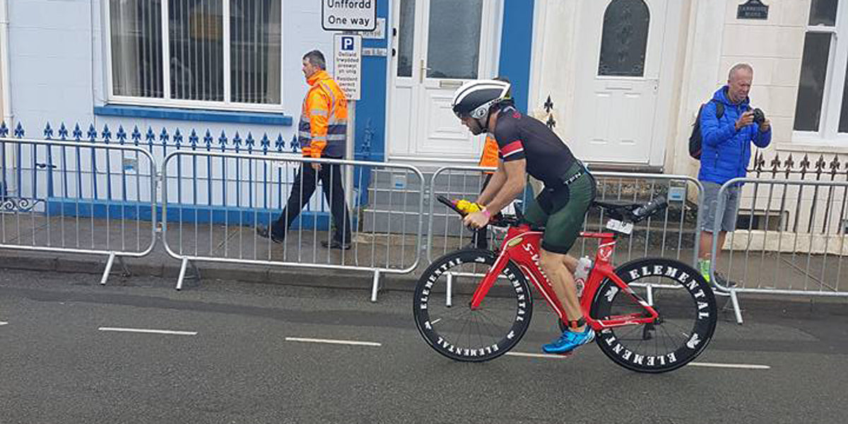 Matt Leeman Triathlon Triathlete Ironman Wales