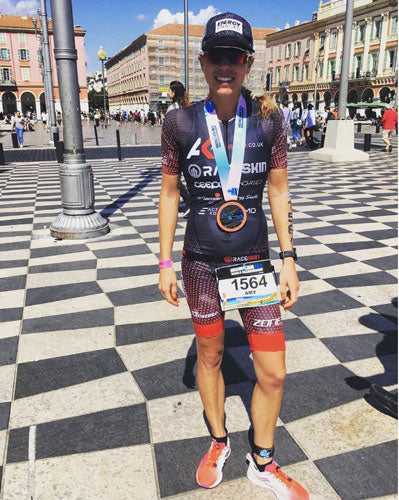 Ironman 70.3 World Champs triathlon triathlete Sundried activewear