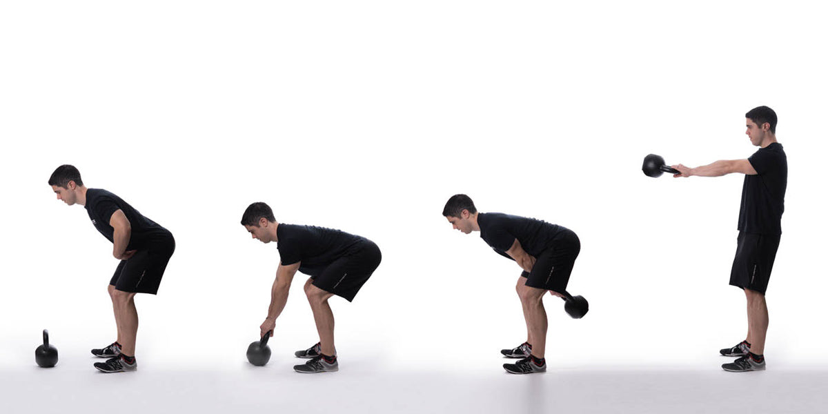 kettlebell swing how to exercise