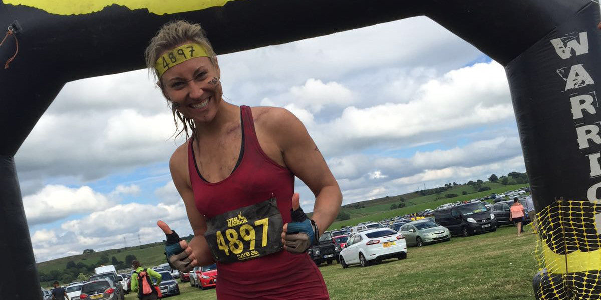 Laura Sherriff Total Warrior Sundried Ambassador