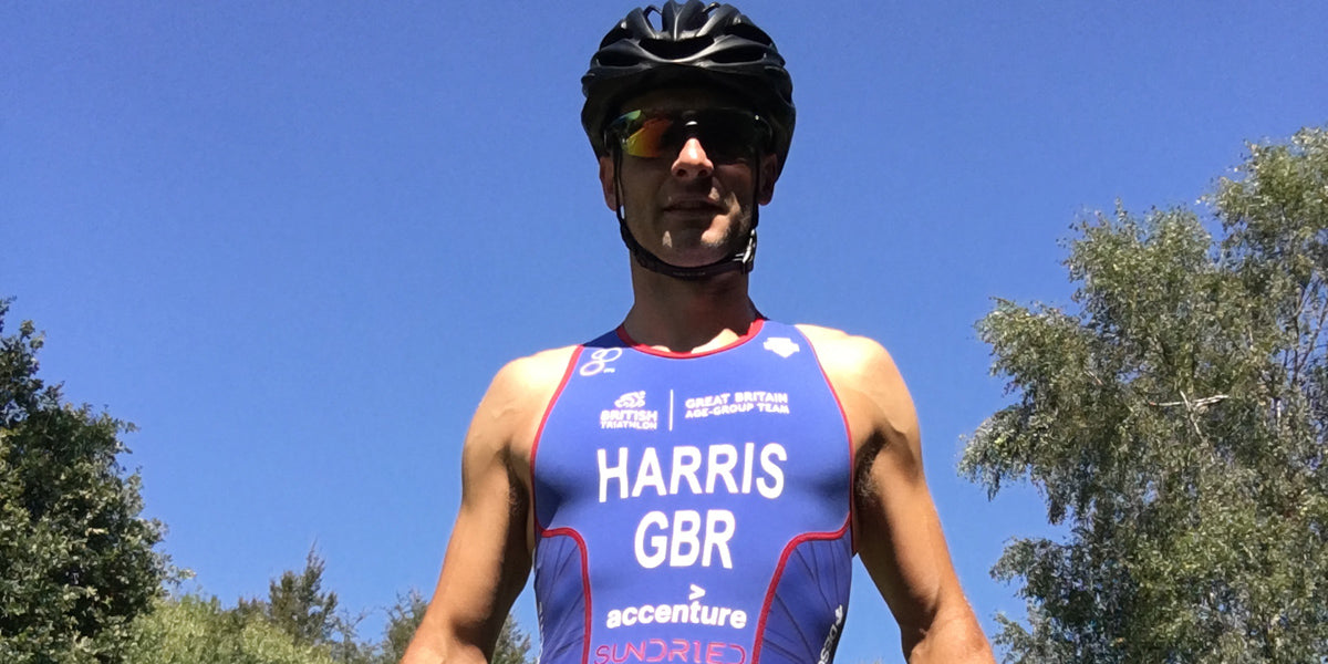 Leigh Harris Sundried ambassador triathlon