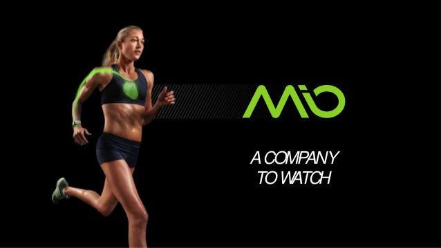 Mio Global Fitness Wearables