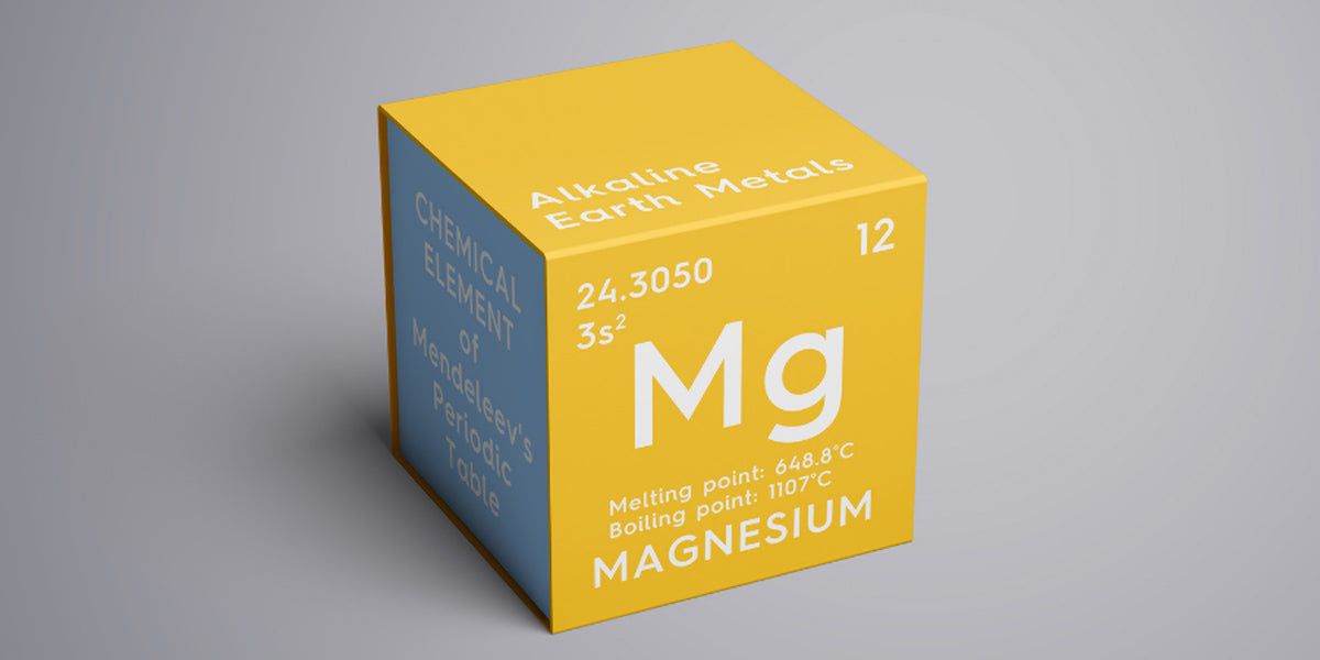 Magnesium for athletes triathlon training health fitness