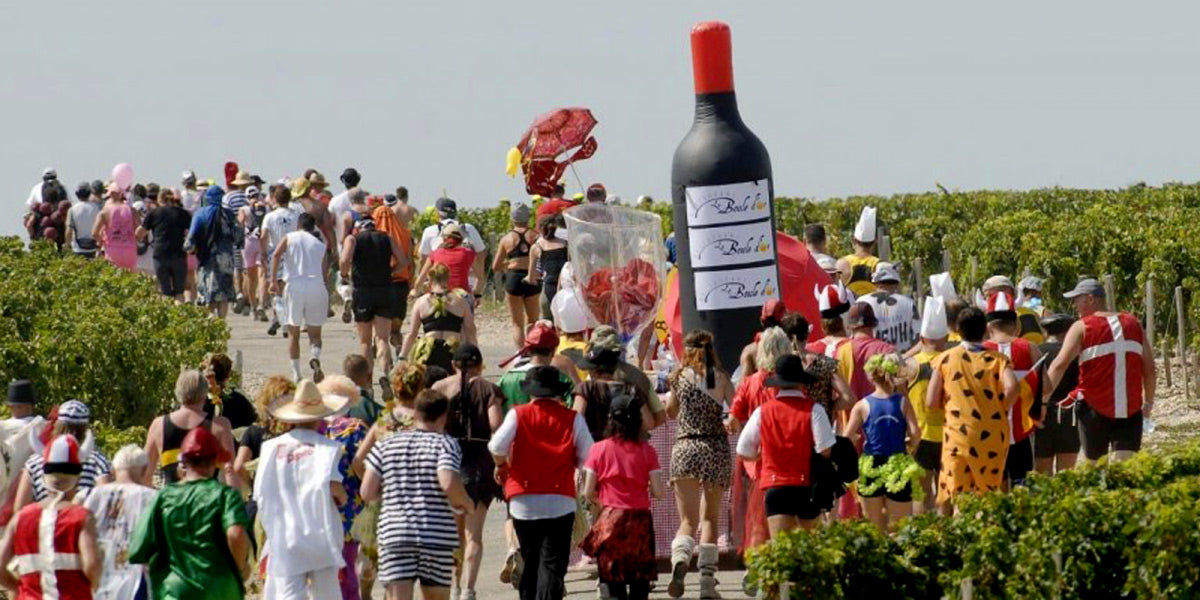 Marathon Du Medoc France Bordeaux