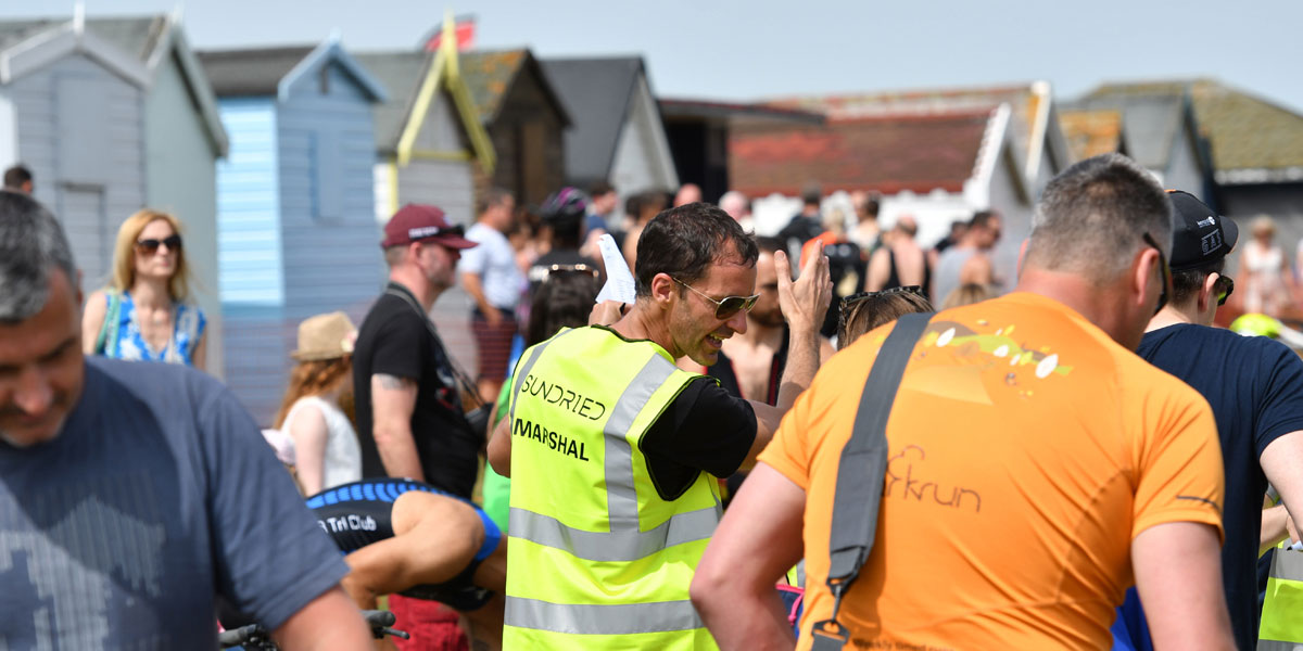 triathlon race marshal event organiser tips tricks Sundried activewear