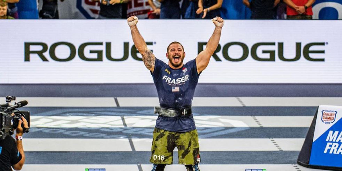 Mat Fraser CrossFit Games Winner 2019
