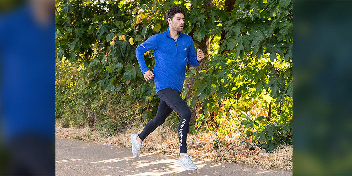 Sundried New Balance Merino Half Zip Running Hoody Review