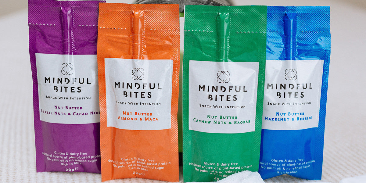 Mindful Bites Nut Butter Sachet
