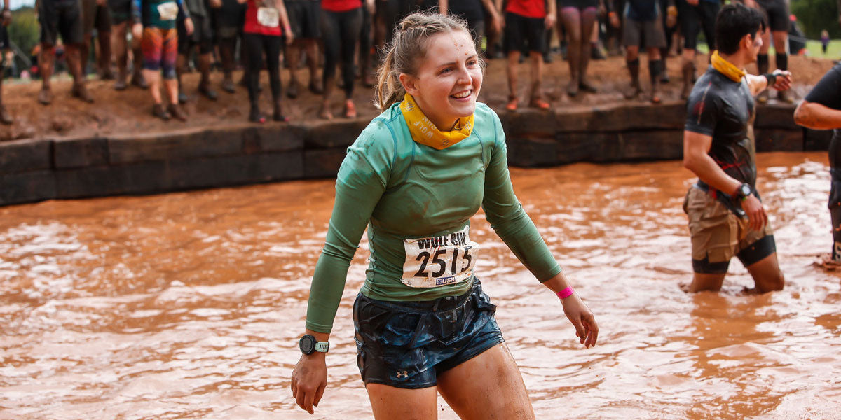 mud run obstacle course racing