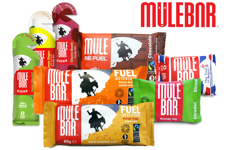 MuleBar Fuel For Adventure Energy Bars Review Sundried