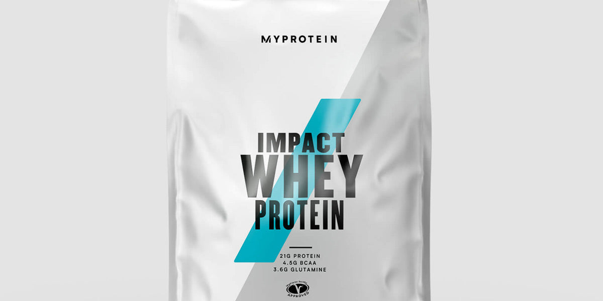 Myprotein Impact Whey Protein review Sundried