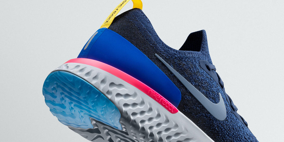 Nike Epic React technology