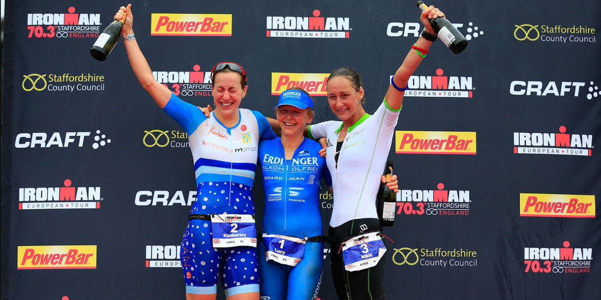 Nikki Bartlett Pro Triathlete Sundried Interview