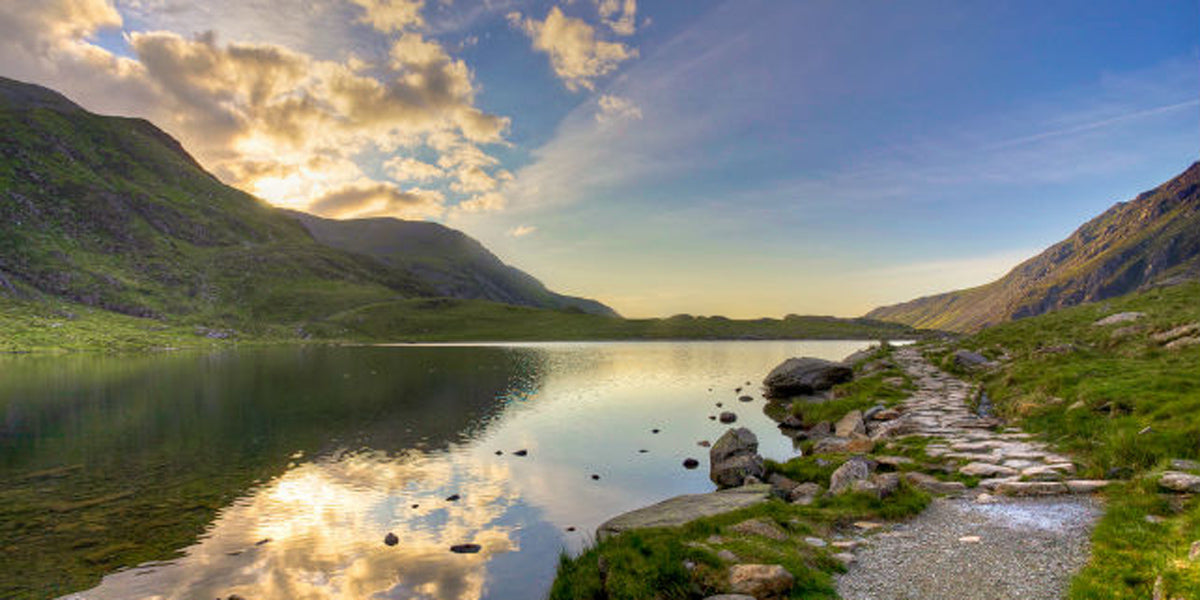 Snowdonia North Wales running holiday active