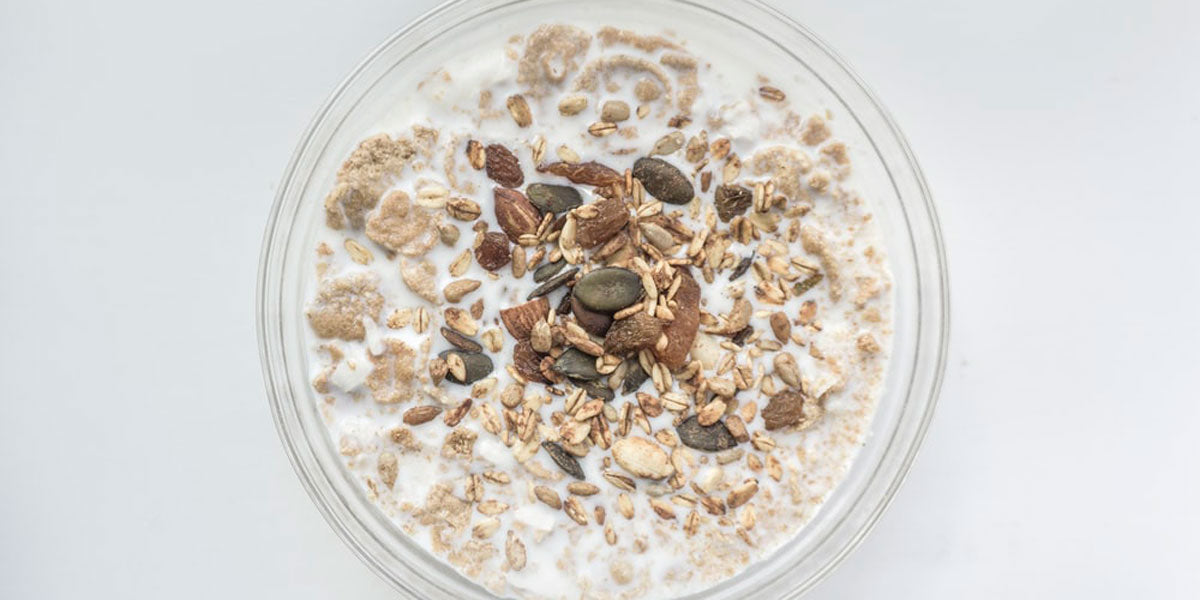 oatmeal porridge healthy breakfast nutrition